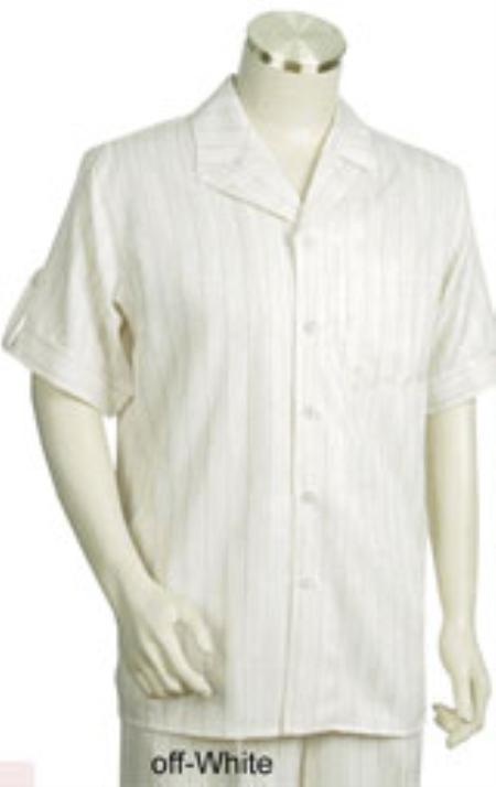 Product# KA5897 Leisure Walking Suit Short Sleeve 2piece Walking Suit