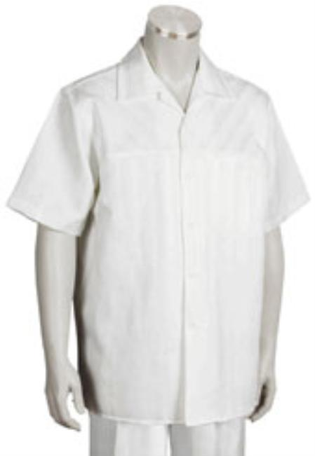 Walking Suit Short Sleeve