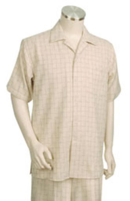 Product# KA8899 Leisure Walking Suit Short Sleeve 2piece Walking Suit