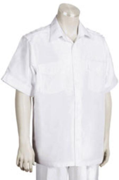 Product# KA1002 Leisure Walking Suit Short Sleeve 2piece Walking Suit