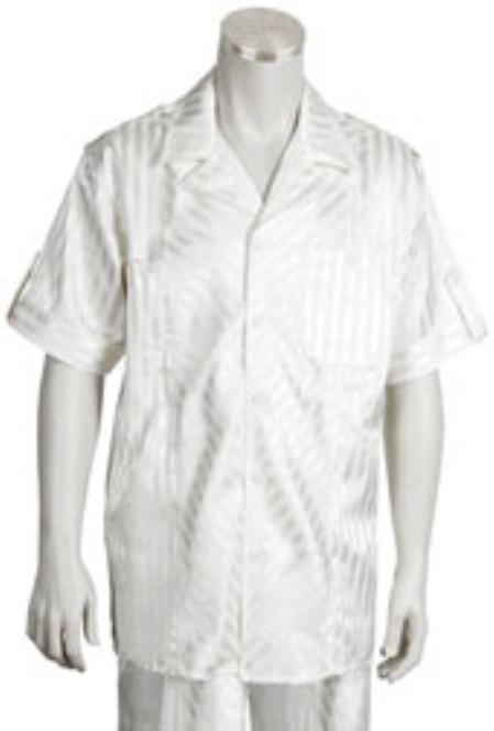 Product# KA6699 Leisure Walking Suit Short Sleeve 2piece Walking Suit