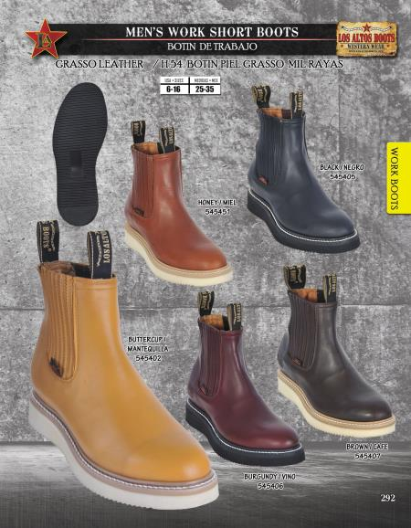 Authentic Los altos Leather