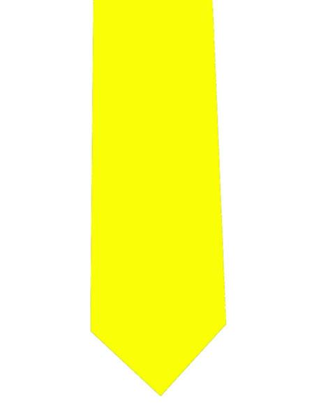 Mens Extra Long Yellow