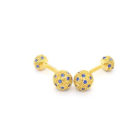 Ferrecci Metal Gold Ball