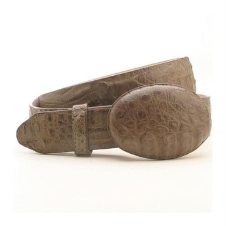 Product# YH90 Mink Genuine cai ~ Alligator skin Hornback