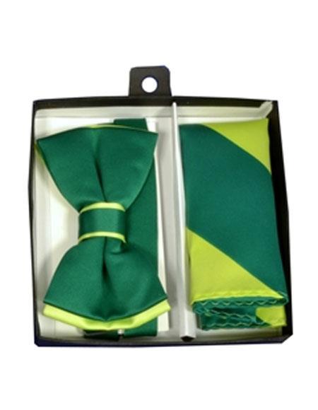 Mens Mint / Emerald