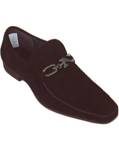 Mens Brown Loafers Style