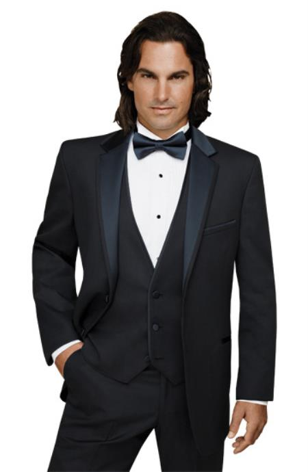 Product# PN70 Midnight Navy Blue Shade Twilight Tuxedo