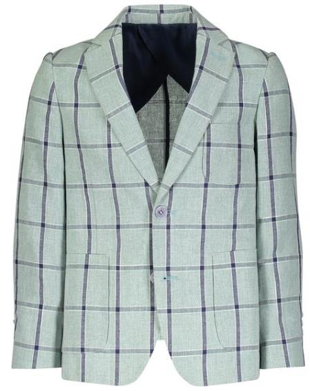Mens Notch Lapel 2