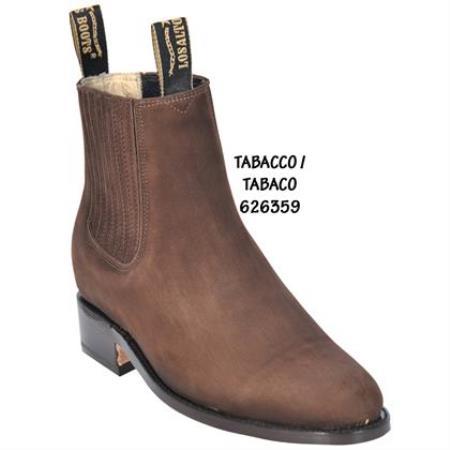 Nobuck Short Boot –