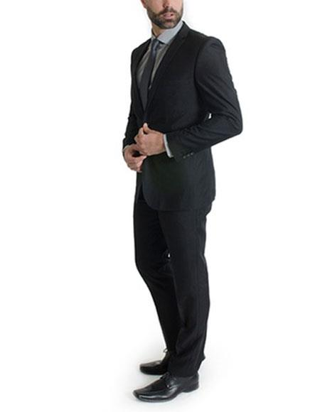 Mens Ticket pocket suit