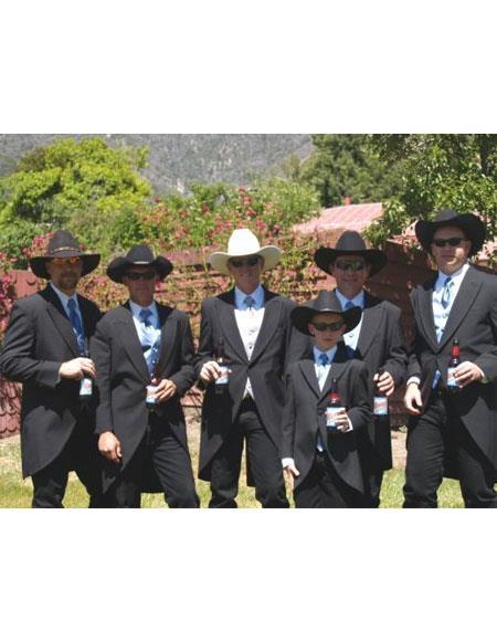 Mens Western Suit &
