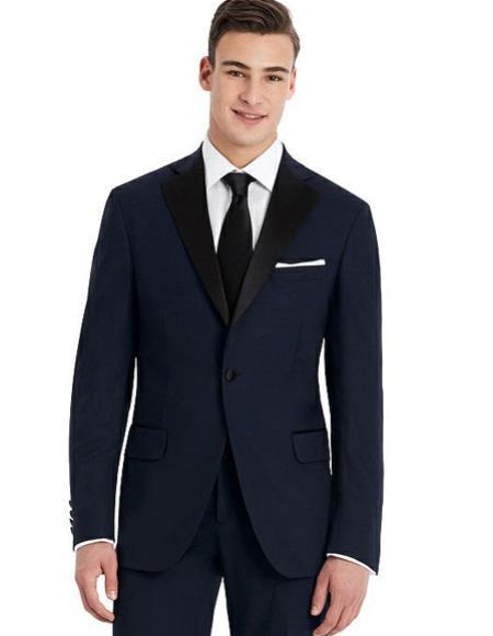 Mens navy best Suit