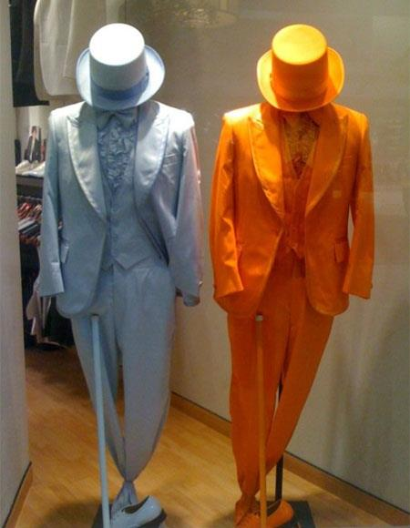 Mens Orange ~ Light