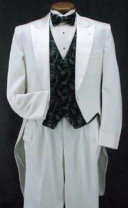 White Classic Fashion Basic