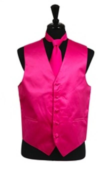 Vest Tie Set Hot