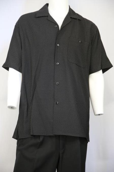Mens Polka Dots Short