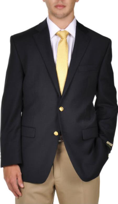 Pure Wool 2-Button Lewis