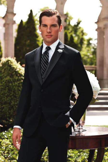 Product# PN_E1 Ralph Lauren Two Button Tuxedo Package