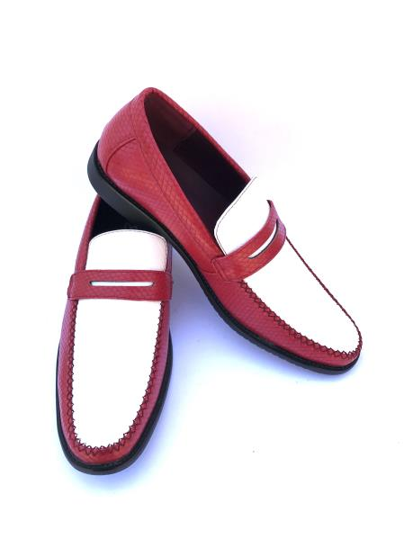 Mens Slip-On Style Gator