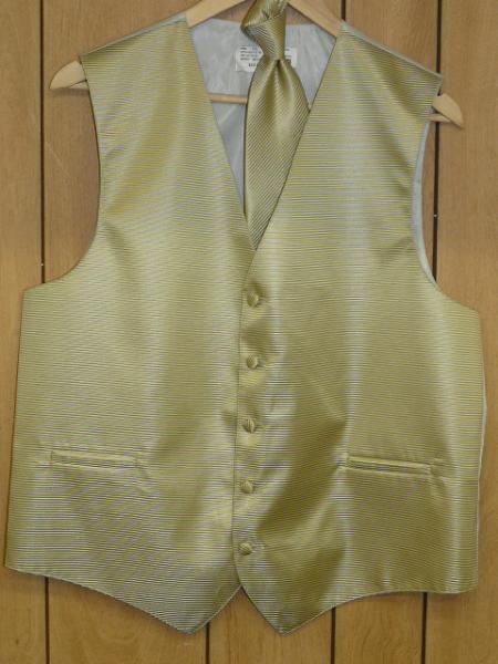 Mint ~ Sage Vest