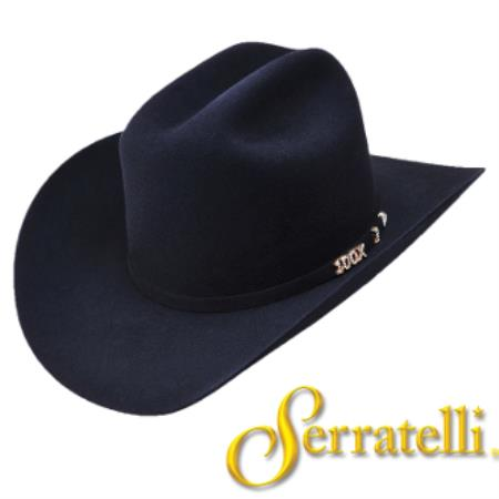 Serratelli Hat Company-100x Beaver