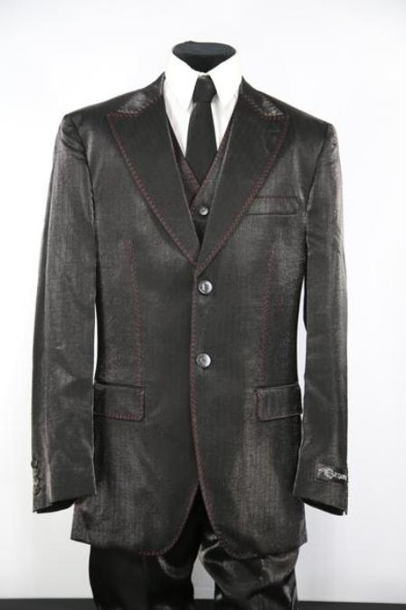 Mens Sharkskin Entertainment Stitch