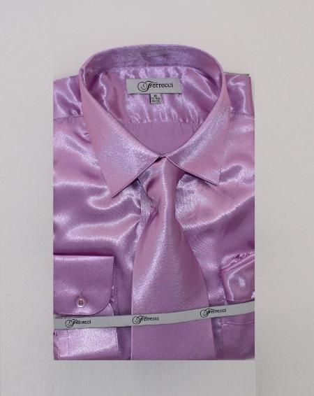 Luxurious Shirt Lavender