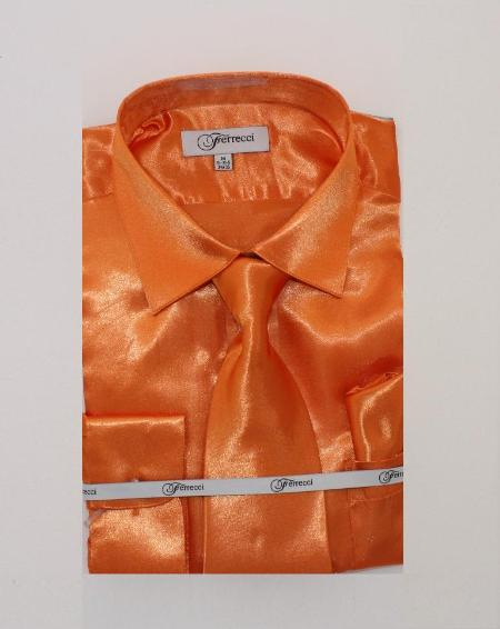 Luxurious Shirt Orange