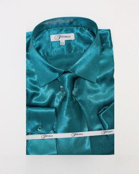 Luxurious Shirt Teal