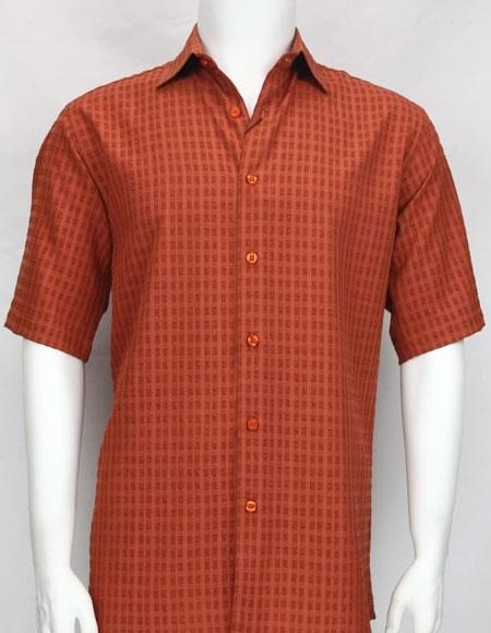 Bassiri button down Short