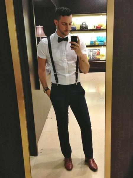 Product Mo457 High School Homecoming Outfits For Guys Casual Package White Available In 10 Colors