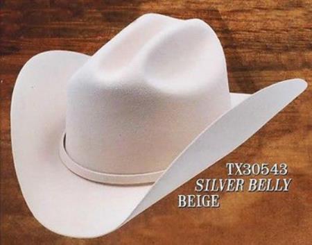 Cowboy Western Hat 4X