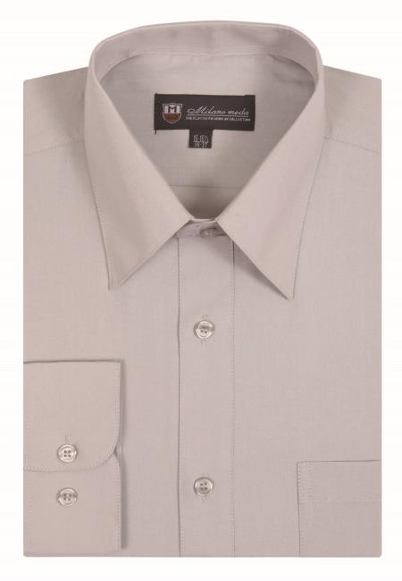 Mens Plain Traditional Solid