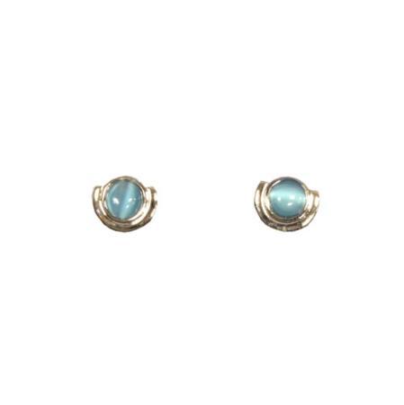 Ferrecci Silver/Turquoise Favor Cuff