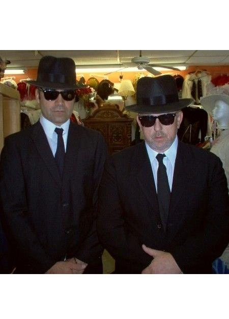 Blues Brothers Black Suit