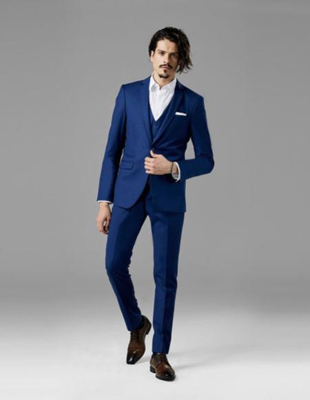Mens Bright Blue best