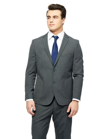 Mens West End Checked