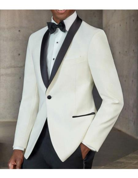 Mens One Button Tuxedo