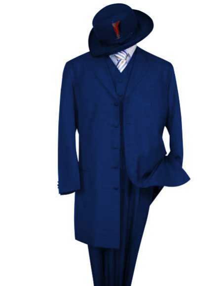 Mens Classic Long Fashion