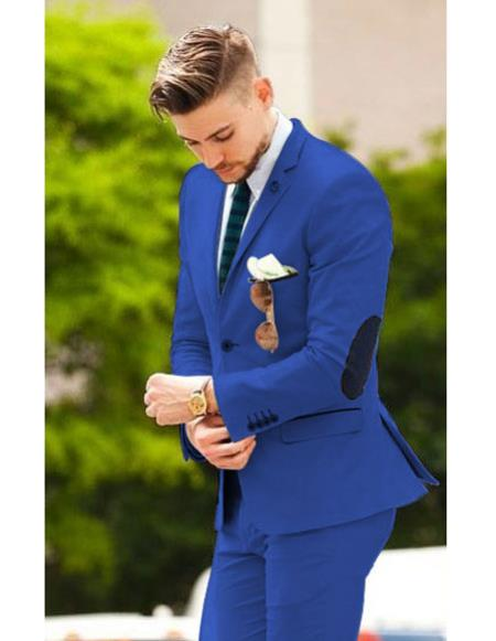 Mens suit jacket with