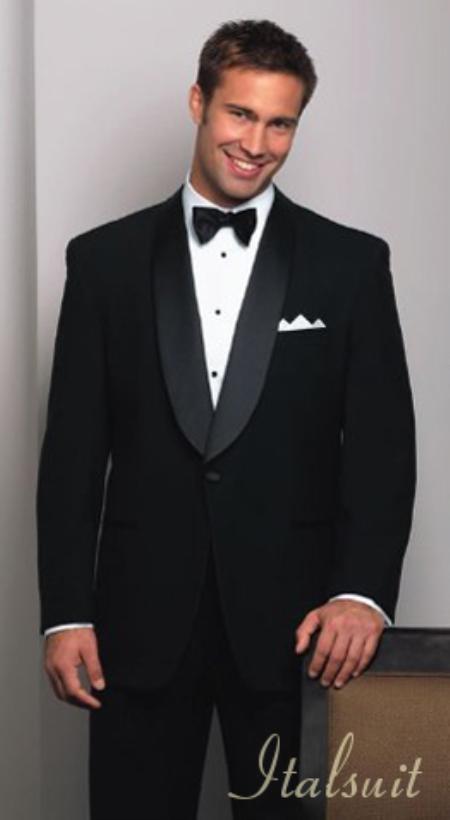 Shawl Collar Superior Fabric