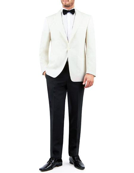 White Dinner Jacket Peak
