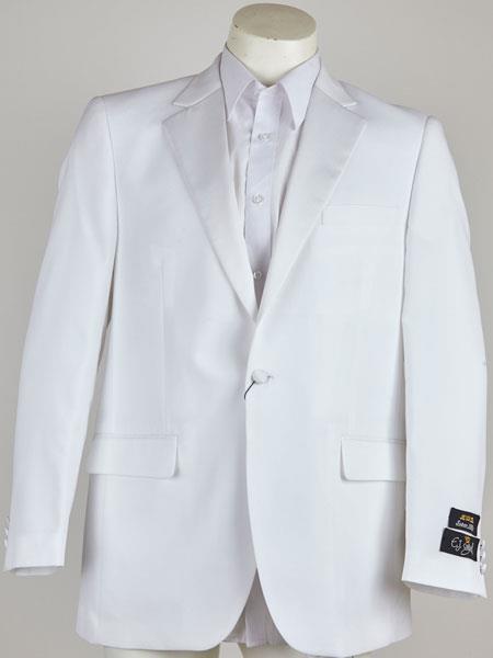 1 Button Style Men's