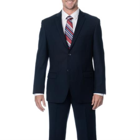 Buy 10 and More $59 Tapered Leg Lower rise Pants & Get skinny Fiited Skinny Lapel Europian Flat Front Pants Slim narrow Style Fit Navy 2-Button Suit