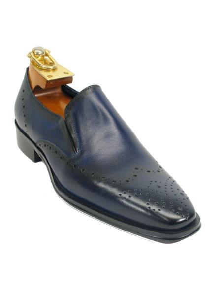Mens Fashionable Carrucci Perf