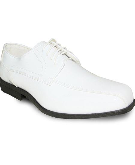 Mens Square Toe Oxford
