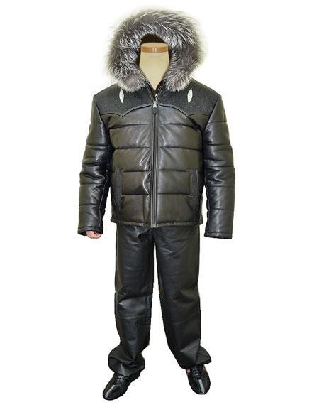 G-Gator Mens Genuine Stingray/Leather