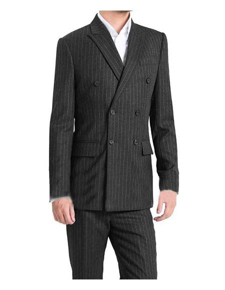 Mens Kingsman Striped Pattern
