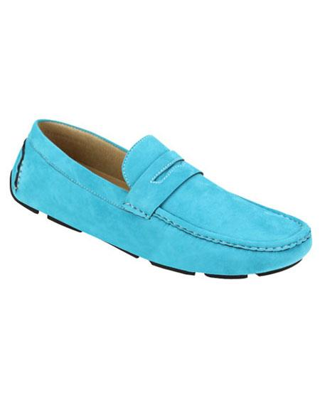 Mens stylish Aqua Casual